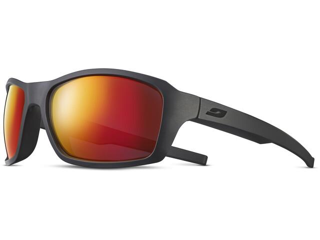 Julbo Extend 2.0 Spectron 3 Okulary przeciwsłoneczne Dzieci, matt black/multilayer red